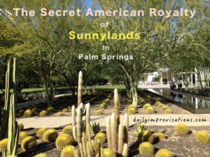 Sunnylands title