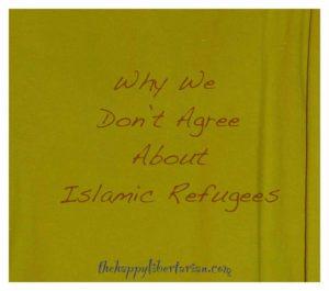 Islamic refugees