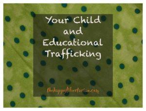 educational trafficking