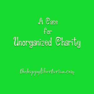 unorganized charity